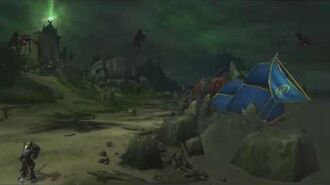 World of Warcraft Legion - Return to the Broken Shore (Возвращение на Расколотый Берег)