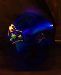 Voidwalker Minion (Searing Blade Warlock)