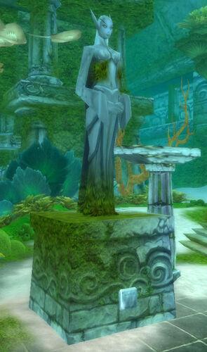 High Priestess Siralen