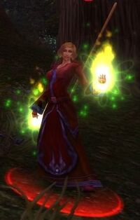 Scarlet Magician