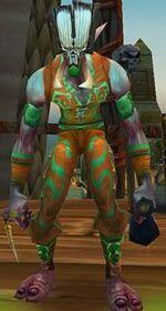 Troll Zandalar Tribe WoW