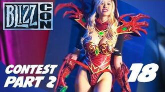 BLIZZCON 2016 Hot & sexy Costum CONTEST Part 2