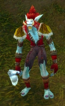 Bloodscalp Beastmaster