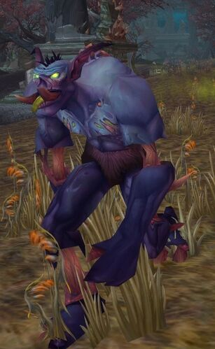 Withered Troll
