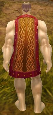 Battleforge Cloak, Mixed Background, Human Male