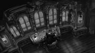 Legion cinematic Varian and the gunship scene 26