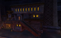Ironforge Visitor's Center