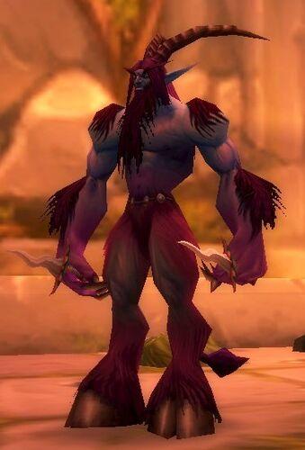 Wildspawn Rogue