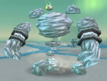 Frozen Elemental