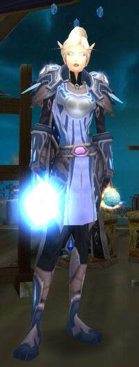 Arcanist Asarina