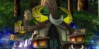 Druid of the Talon's Barrow Den