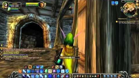 WoW Cataclysm Guide - Twilight Highlands Alliance prequests and intro