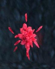 Crimson Geode