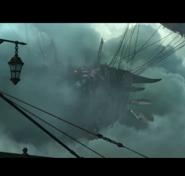 Legion cinematic Varian and the gunship scene19