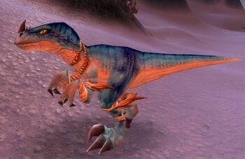 Gundrak Raptor