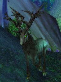 Elder Shadowhorn Stag