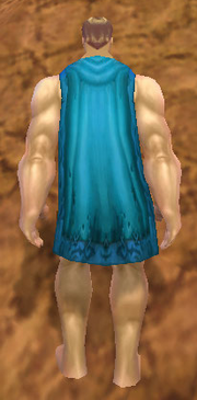 Seer's Cape, Dirt Background, Human Male