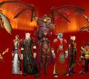 Red dragonflight