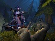 Warcraft III Night Elf Campaign