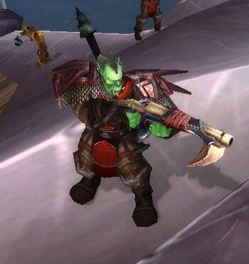 Axebite Defender