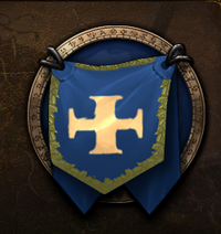 The Knights of the Round (Ragnaros US) Crest