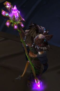Tauren Druid Pillar of Ferocity