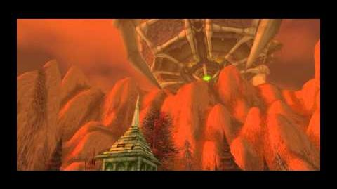 World of Warcraft - Death Knight intro (Directx 11)
