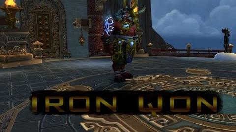 Eonar-MoP Blackhand Throne of Thunder Iron Qon 10 hm