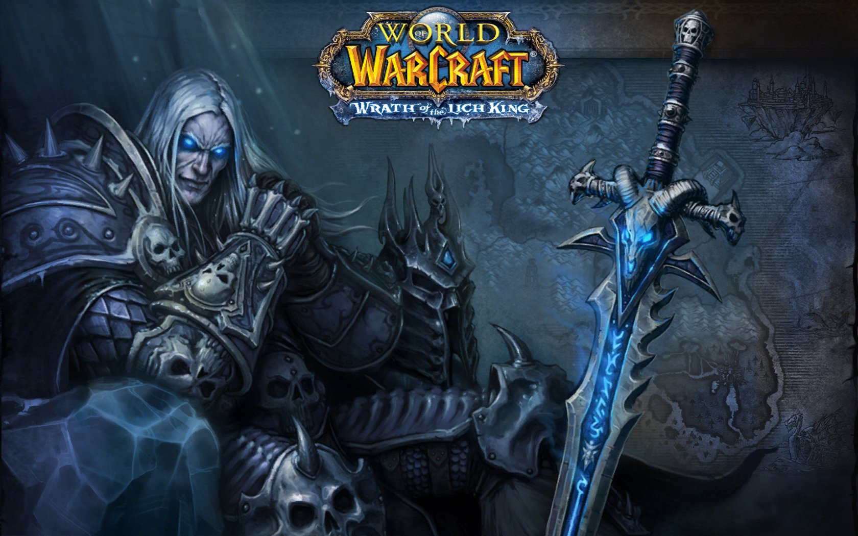 wow how to clear the lich king