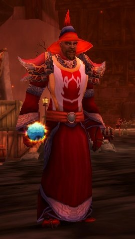 Crimson Conjuror