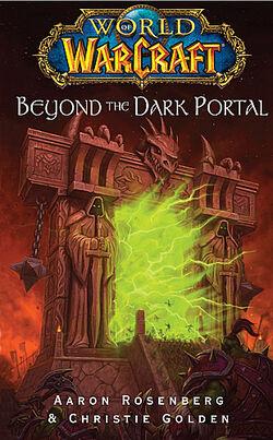 Dark Portal novel