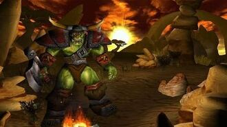 Warcraft III-Reign of Chaos- The Long March