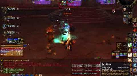 Paladin Tanking Heroic Violet Hold - World of Warcraft