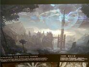 Chinese WarcraftMovie exhibition-Karazhan