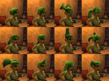 Gnome female hairstyles