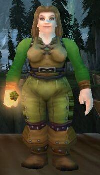 Overseer Irena Stonemantle