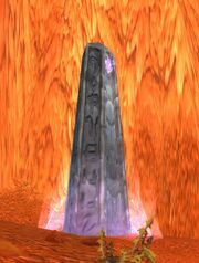 Pillar of Amethyst
