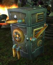 Portable Mailbox