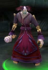 Dark Cleric Duesten
