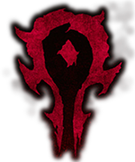 Warcraft movie faction-Horde cutout