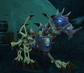 Shadow Vault Gryphon