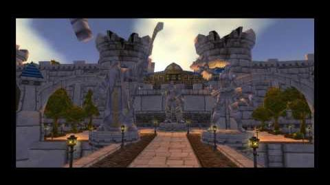 Human Intro Movie HD - World of Warcraft Cataclysm