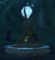 Night Elf Moon Crystal