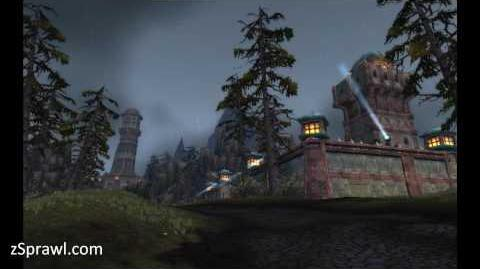 Tol'Barad Outdoor PvP Battleground HQ - World of Warcraft Cataclysm