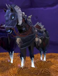 Deathcharger Steed