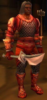 Scarlet Guardsman