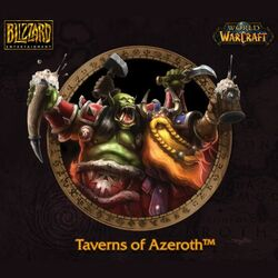 Taverns OST Cover Art