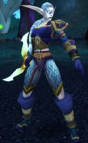 Night Elf Ambusher