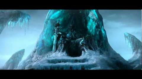 World Of Warcraft Wrath of The Lich King Patch 3.0.1 trailer