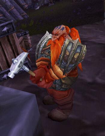 Brom Forgehammer